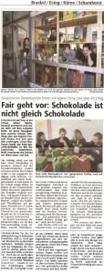 Bericht der Westfälischen Rundschau (Juni 2005)