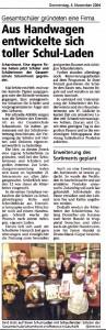 Bericht der Westfälischen Rundschau