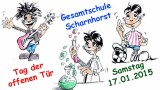Schnuppertag an der Gesamtschule Scharnhorst