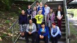"""Schülerinnen und Schüler nehmen am """"UNESCO Camp"""" teil"""