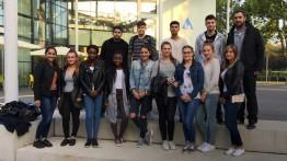 Besuch der UNESCO-Schülerfachtagung 16+