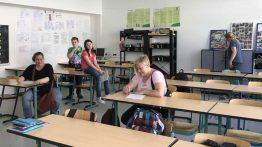 Der schönste Klassenraum