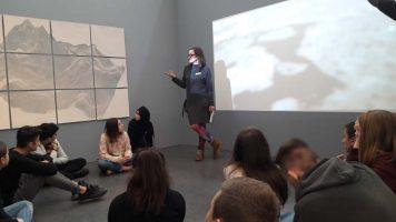 """""""Auf zu neuen Horizonten"""" – Workshop im Rahmen des DEW21 Kunstpreises"""