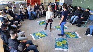 Ein Hauch von Frankreich im Klassenzimmer