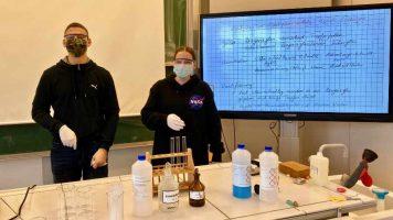 Experimentieren im Chemieunterricht