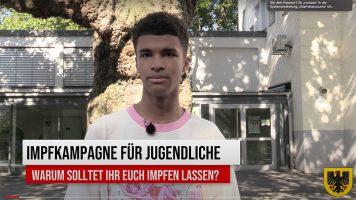 Impfangebote der Stadt Dortmund für Schülerinnen und Schüler ab 12 Jahren