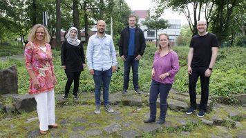 Neue Kollegen und Kolleginnen an der GE-Scharnhorst